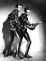 James Stewart and Lew Ayres (Vintage-Stars) Tags: jamesstewart lewayres icefolliesof1939movie