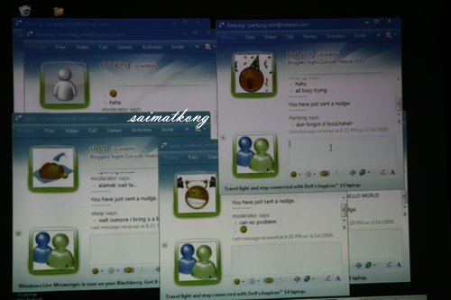 MSN Demo
