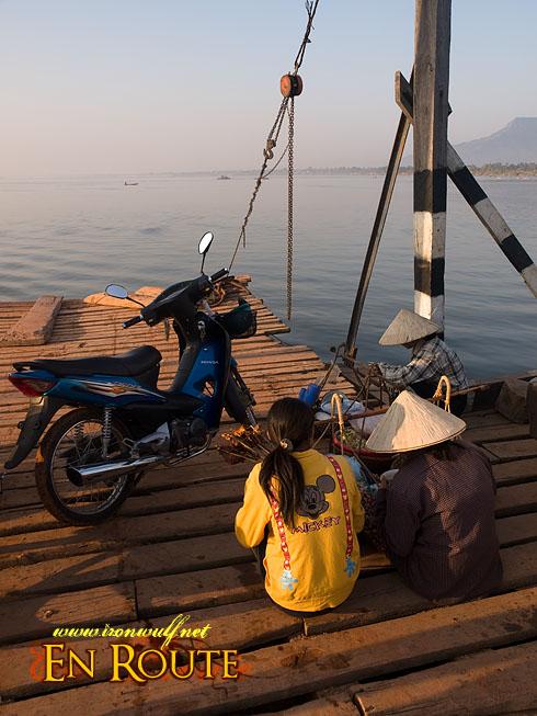 Wat Phu Breakfast and Bike
