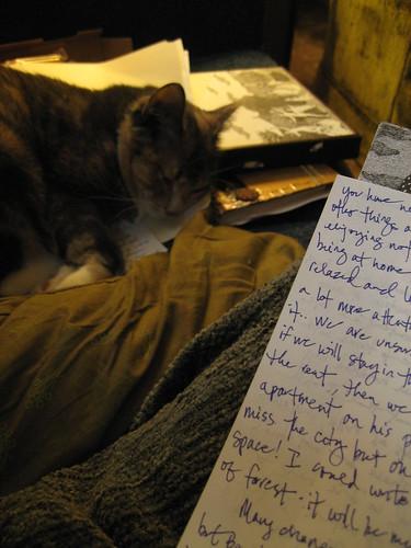 kitty correspondence