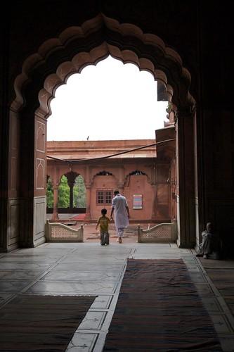 Man & Boy - Jama Masjid