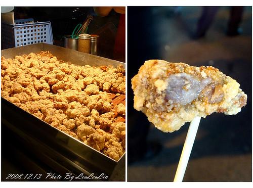 桃園觀光夜市|傳統小吃還有懷念的台南蛋蜜汁耶