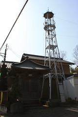 上松原の火の見櫓(川越市)