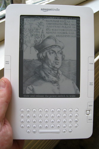 Kindle 2. Impressionnant !