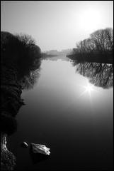 Isla (angus clyne) Tags: morning sun mist sunrise river scotland perthshire strathmore isla flikcr aplusphoto
