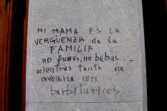 Su mamá...