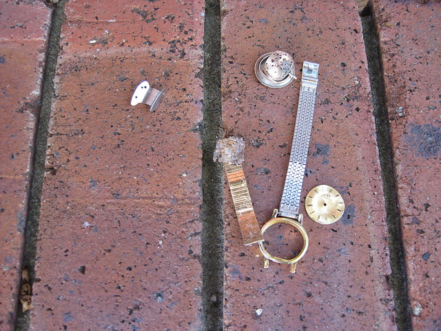 broken watch omega perth smashed westernaustralia