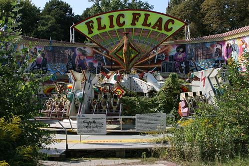 Flic Flac im Plänterwald