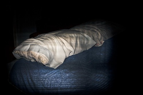 Cytoplasm Of The Bed by Ted Levine. Archival digital print.