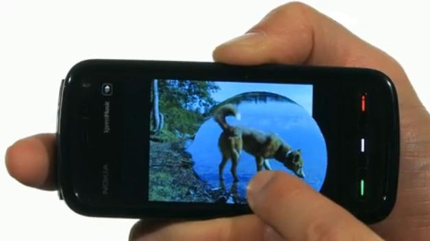 Video - Nokia Photo Browser