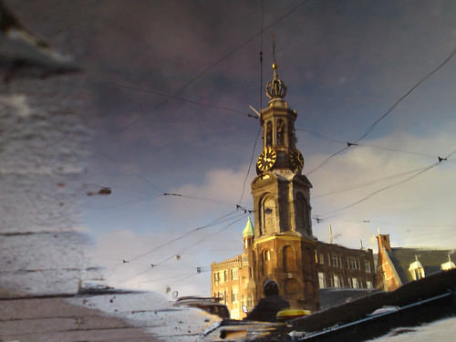 Reflections Of Amsterdam - A Figment Of My Imagination