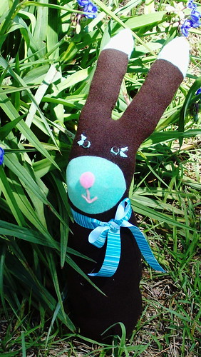 Sock Bunny How To
