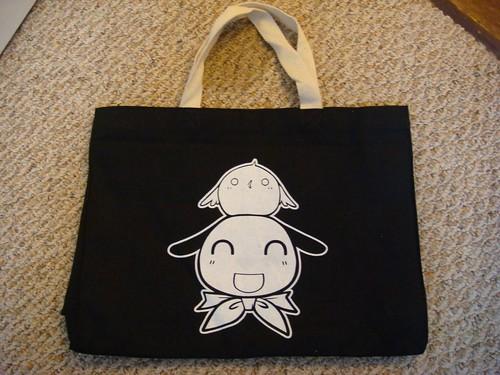 Nemu*Pollo Tote Bags!
