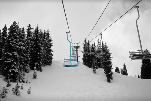 Brooks Chairlift