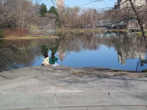 Morning in Central Park