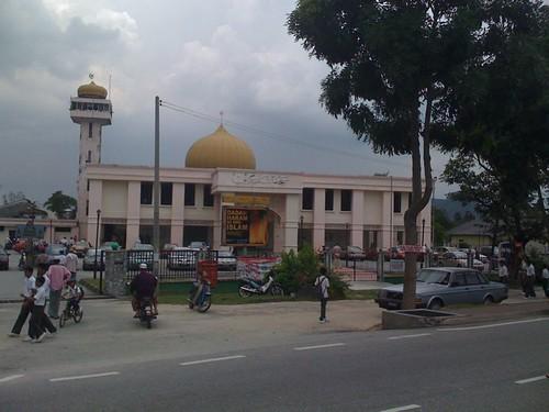 Masjid Al-Syakirin, Gombak