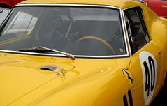 "Ferrari 250 ""GTO"" (Biscuit in Pursuit) Tags: brazil dino ferrari sp oldcars itatiba 300sl gullwing 250gto gte 512bbi 250tr giallomodena villedefrancecollection"