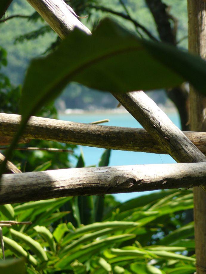 Vanuatu : Ile de Tanna #67 : vue sur la baie de port resolution