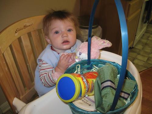 Wesley's basket