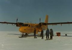 Ward Hunt Island (airforcefe) Tags: cf twinotter 13802 drep cc138 440sqdndet wardhuntisland