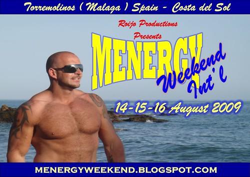 Menergy Weekend