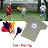 Lawn Dart Tag Playing Darts Isn't