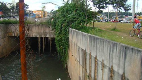 Córrego Pirajuçara - Clique para ampliar