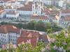 Graz from the Schlosberg