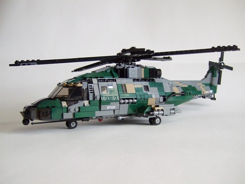 Eh 191 Whirlwind Military Chopper By Aleksander Stein The Brothers