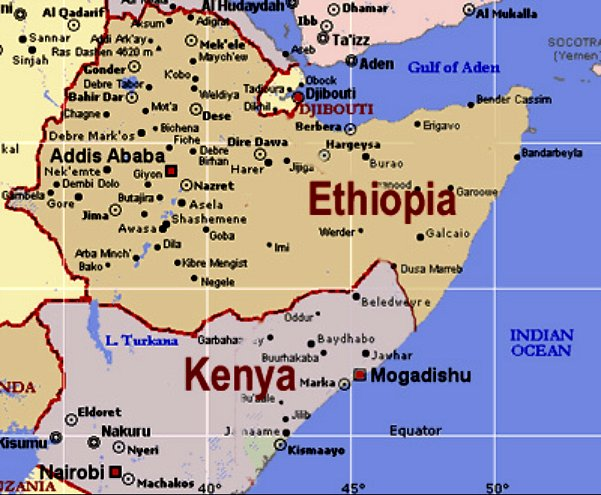 Kenya-Ethiopia-Nosomalia