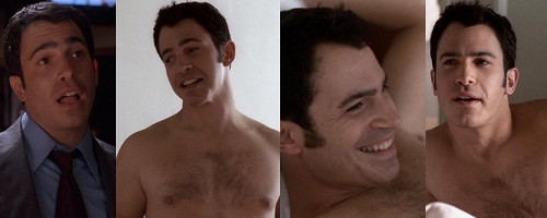 Chris Messina Shirtless