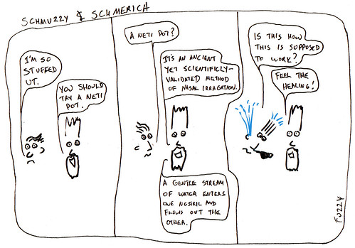 366 Cartoons - 082 - Schmuzzy and Schmerica