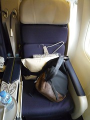 Air France Affaires Seat