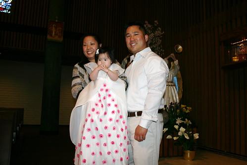 Breelyn's Baptism