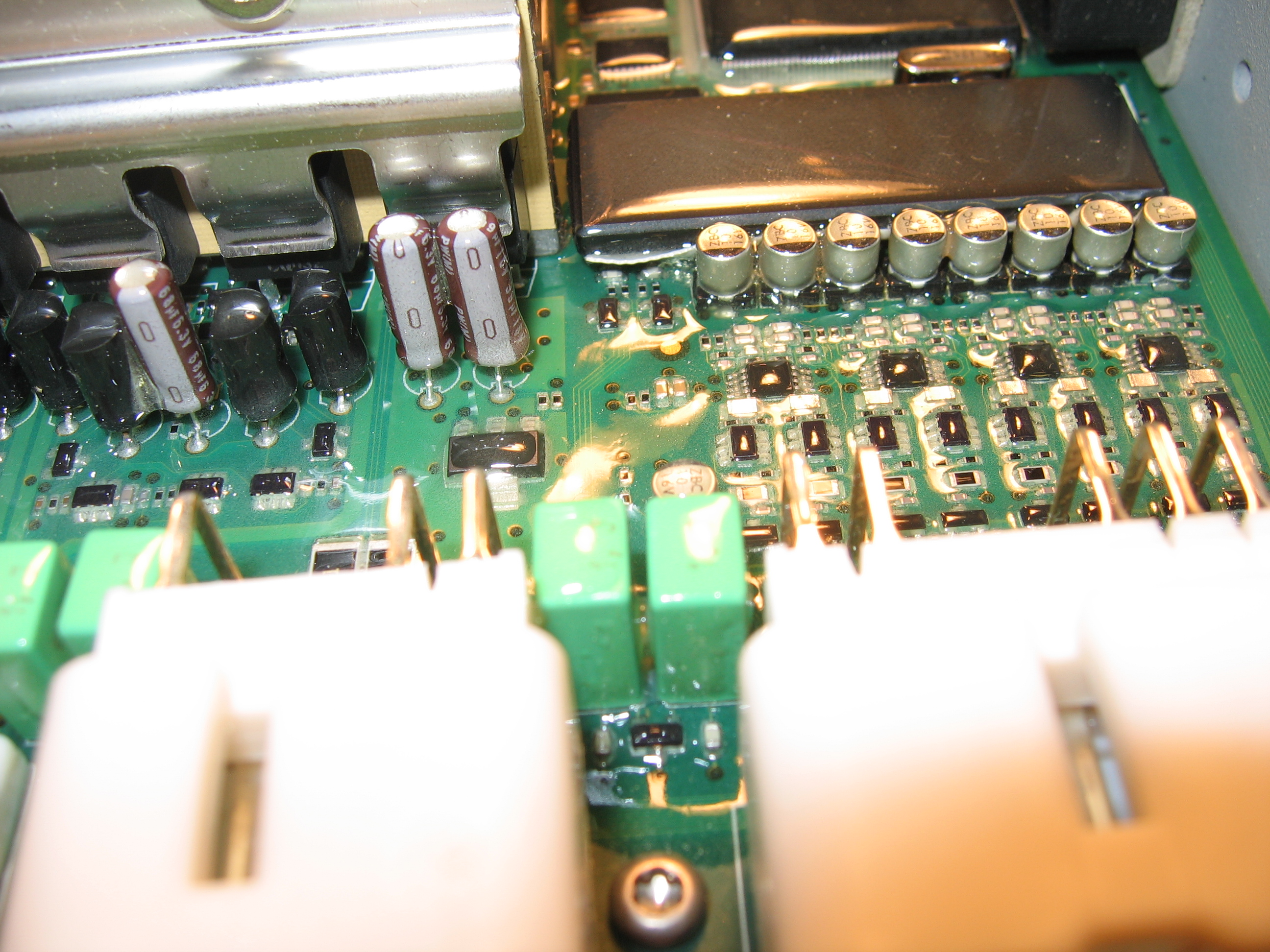 No sound but Navi ok on my 04 LS430  Amplifier? - Page 3