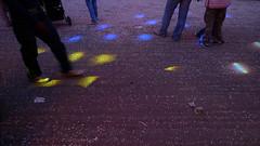 . (Le Cercle Rouge) Tags: park shadow black paris france green colors rain yellow dark rouge lights weird lowlight moments solitude noir shadows darkness purple tales couleurs magic low vert du luna ombre sombre nights lunapark unreal moment fte cinematic incredible nuit bizarre foire foraine noc neons cercle urbain trange incroyable foiredutrone foiredutrne pourpre trone zuto zeleno irrel plavo lecerclerouge senke attractionpark cinmatique foirdutrne