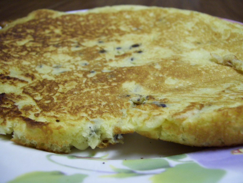 Blueberry Pancake - MI00105