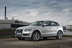 (Andreas Reinhold) Tags: car harbor automotive audi q5 strobist andreasreinhold