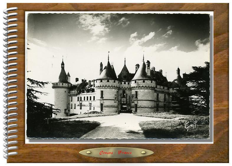 CHAUMONT-SUR-LOIRE Le Château