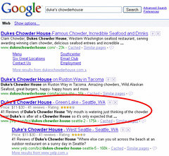 cover image for Google's Rich Snippets will lead us into Semantic Web
