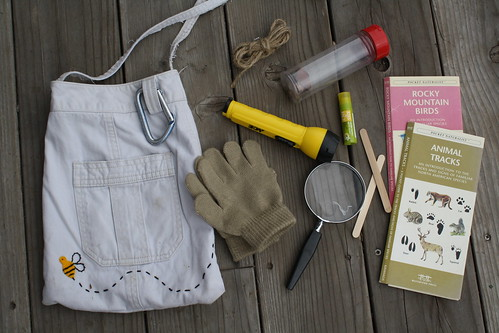 Feild Bag Contents