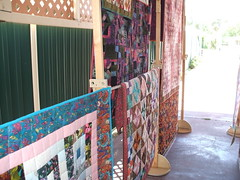 quilts and dolls 006 (sakajowa) Tags: quilt expo sandys aunty