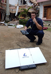 BGAN Satellite Phone