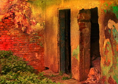 Open Doors for My Friends :) (ghostdog 17) Tags: abandoned doors decay neglected romania arad theenchantedcarousel