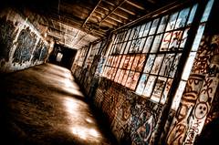 [フリー画像] 建築・建造物, 廃墟, HDR, 201004050300