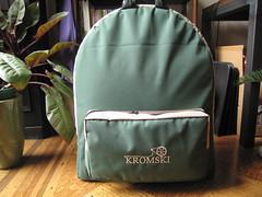 Kromski Sonata Carry Backpack (knithound brooklyn) Tags: portable spinning birthdaygift spinningwheel soawesome kromskisonata