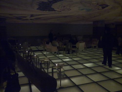 Hudson Hotel lobby bar