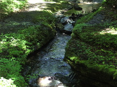 Hiking Slippery Rock Creek in Ohio asnd Pennsylvania