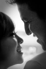 Romantic Couple (Mario Wibowo, ARPS) Tags: silhouette train nikon singapore tokina highkey framing mrt changi f28 sunsun icha 1650 preweddings