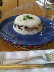 Mi arroz tapado